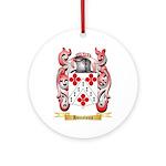 Houstoun Ornament (Round)