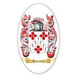 Houston Sticker (Oval 50 pk)