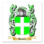 Houser Square Car Magnet 3