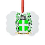 Houseman Picture Ornament