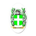 Householder Oval Car Magnet