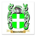 Householder Square Car Magnet 3
