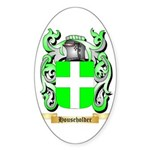 Householder Sticker (Oval)