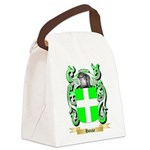 House Canvas Lunch Bag