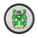 House Large Wall Clock