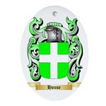 House Ornament (Oval)