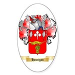 Hourigan Sticker (Oval 50 pk)