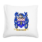 Houlihan Square Canvas Pillow