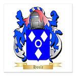 Houle Square Car Magnet 3