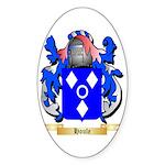 Houle Sticker (Oval 10 pk)