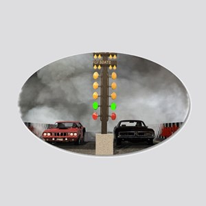 Ultimate Mopar Face Off Wall Decal
