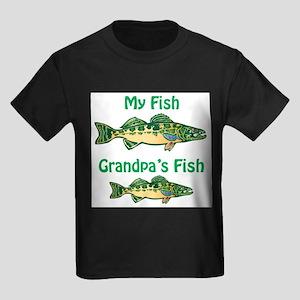 Mine/Grandpa's Fish T-Shirt