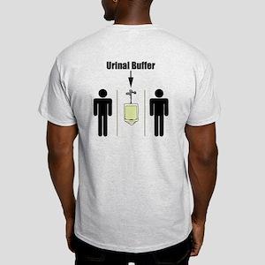Urinal Buffer (Front/Back) Light T-Shirt
