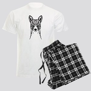 Basenji - Goodboy! Original Men's Light Pajamas