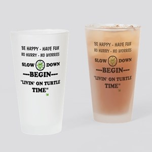 Be Happy, Have Fun.. Drinking Glass