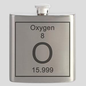 8. Oxygen Flask