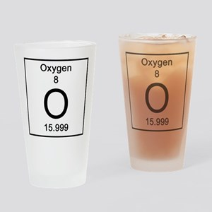 8. Oxygen Drinking Glass