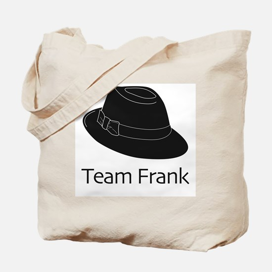 Team Frank Tote Bag