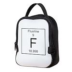 9. Fluorine Neoprene Lunch Bag