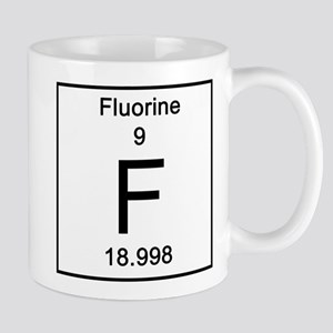 9. Fluorine Mugs