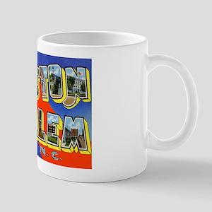 Winston-Salem North Carolina Mug