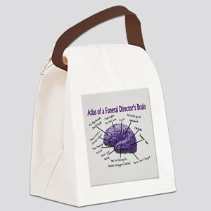 Funeral Director Canvas Lunch Bag