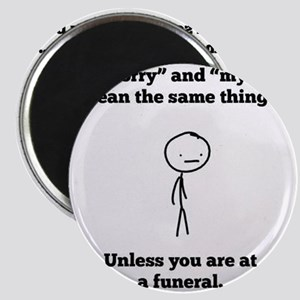Funeral Director Magnets