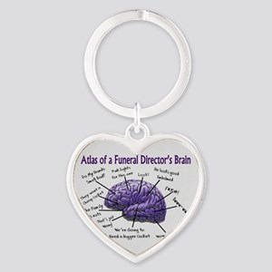 Funeral Director Keychains