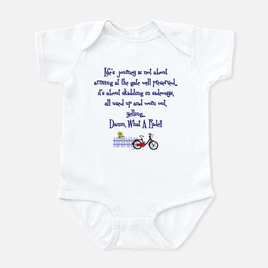 Lifes Journey II Infant Bodysuit
