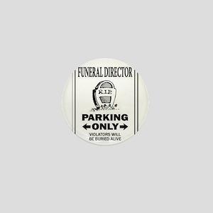 Funeral Director Mini Button
