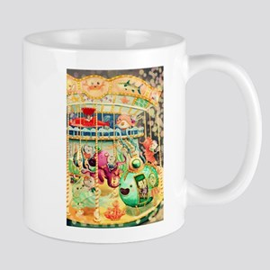 Nautical Carousel Mugs
