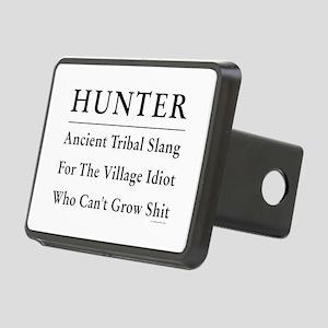 Hunter Rectangular Hitch Cover