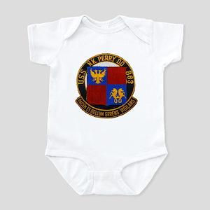 USS NEWMAN K. PERRY Infant Bodysuit