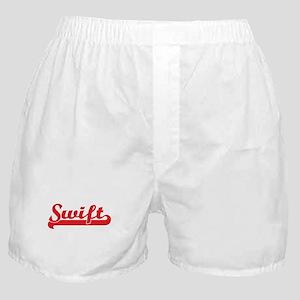 Swift (retro-sport-red) Boxer Shorts