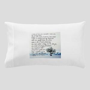 Sterile Promentory Pillow Case