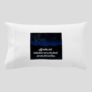 A Star Danced Pillow Case