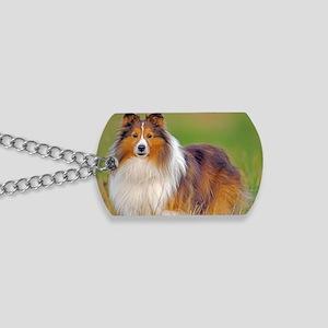 Shetland Sheepdog 01 Dog Tags