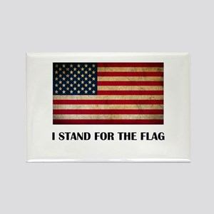 I STAND FOR THE FLAG Magnets