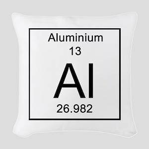 13. Aluminium Woven Throw Pillow