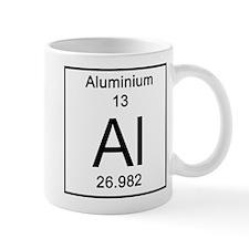 13. Aluminium Mugs