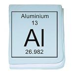13. Aluminium baby blanket