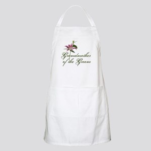 Grandmother of the Groom BBQ Apron