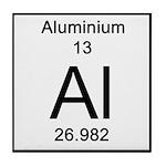 13. Aluminium Tile Coaster