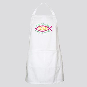 King of Kings Ichthus BBQ Apron