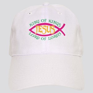 King of Kings Ichthus Cap