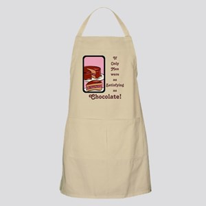 Mmm Chocolate... BBQ Apron