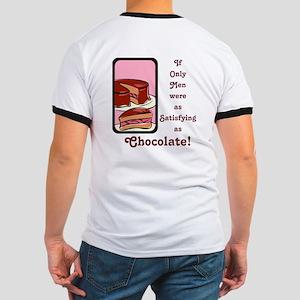 Mmm Chocolate... Ringer T