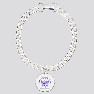 AS Butterfly 6.1 Charm Bracelet, One Charm