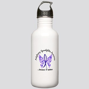 AS Butterfly 6.1 Stainless Water Bottle 1.0L