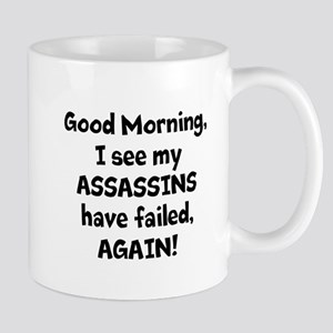 MyAssassinHaveFailed Mugs